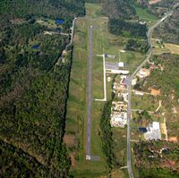 Bearce Airport (7M3) - Aerial Photo - by Arkansas Department of Aeronautics
