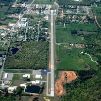 Mountain View Wilcox Memorial Field Airport (7M2) - Aerial Photo - by Arkansas Department of Aeronautics