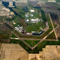 Newport Municipal Airport (M19) - Aerial Photo - by Arkansas Department of Aeronautics