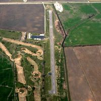 Osceola Municipal Airport (7M4) - Aerial Photo - by Arkansas Department of Aeronautics