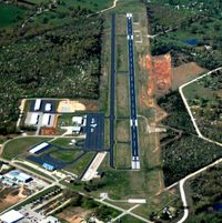 Baxter County Airport (BPK) - Aerial Photo - by Arkansas Department of Aeronautics