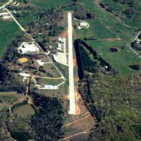 Salem Airport (7M9) - Aerial Photo - by Arkansas Department of Aeronautics
