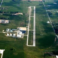 Smith Field Airport (SLG) - Aerial Photo - by Arkansas Department of Aeronautics