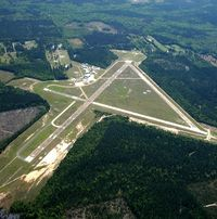 South Arkansas Regional At Goodwin Field Airport (ELD) - Aerial Photo - by Arkansas Department of Aeronautics