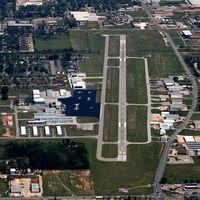 Springdale Municipal Airport (ASG) - Aerial Photo - by Arkansas Department of Aeronautics
