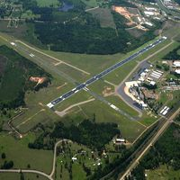 Texarkana Rgnl-webb Field Airport (TXK) - Aerial Photo - by Arkansas Department of Aeronautics