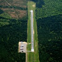 Warren Municipal Airport (3M9) - Aerial Photo - by Arkansas Department of Aeronautics