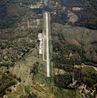 Wynne Municipal Airport (M65) - Aerial Photo - by Arkansas Department of Aeronautics