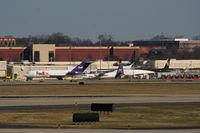 Hartsfield - Jackson Atlanta International Airport (ATL) - Atlanta cargo facilities - by Florida Metal