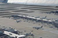Hartsfield - Jackson Atlanta International Airport (ATL) - Terminal A at ATL - by Florida Metal