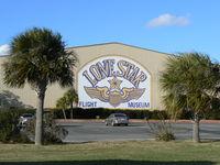 Scholes International At Galveston Airport (GLS) - Lone Star Flight Museum at Galveston, TX - by Zane Adams