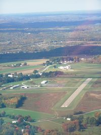 Greenville Municipal Airport (4G1) - Aerial Shot of 4G1 after takeoff - by fmaphotography