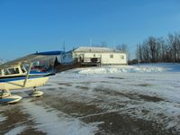 Medina Municipal Airport (1G5) - Nice winter day - by Bob Simmermon