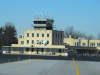 Capital City Airport (CXY) - Control tower - by Bob Simmermon