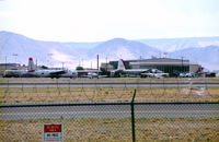 Albuquerque International Sunport Airport (ABQ) - Albuquerque Air Tanker Base - by Zane Adams