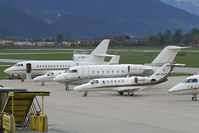 Innsbruck Airport, Innsbruck Austria (LOWI) - airport overview INN - by Thomas Ramgraber-VAP