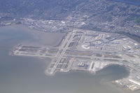 San Francisco International Airport (SFO) - airport overview SFO - by Thomas Ramgraber-VAP