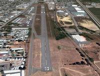 Ukiah Municipal Airport (UKI) - Ukiah Muni Airport - by Joe Zirbes