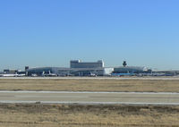Dallas/fort Worth International Airport (DFW) - International Terminal D from the west side. - by Zane Adams