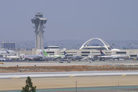 Los Angeles International Airport (LAX) - airport overview LAX - by Thomas Ramgraber-VAP
