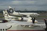 Seattle-tacoma International Airport (SEA) - Air Horizon and Alaska Airlines - by Michel Teiten ( www.mablehome.com )