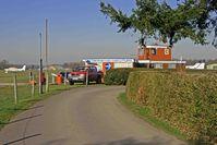 Denham Aerodrome Airport, Gerrards Cross, England United Kingdom (EGLD) - www.egld.com - by Clive Glaister