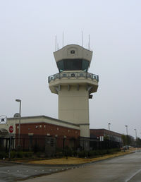 Addison Airport (ADS) - Addison Airport's new tower - by Zane Adams