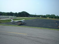 Lake Murray State Park Airport (1F1) - Airplane Parking - by B.Pine