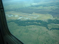 Denton Municipal Airport (DTO) - Downwind about to turn base to 17 - by B.Pine