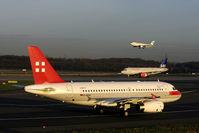 Düsseldorf International Airport, Düsseldorf Germany (DUS) - Approach - by Wolfgang Zilske