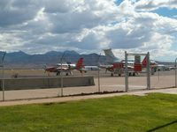 Kingman Airport (IGM) - Kingman's tarmac...this is about as close as I could get... - by IndyPilot63