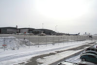 Ottawa Macdonald-Cartier International Airport (Macdonald-Cartier International Airport), Ottawa, Ontario Canada (YOW) - New Terminal Building at YOW - US Departures Gates 1 to 10 - by CdnAvSpotter