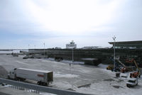 Ottawa Macdonald-Cartier International Airport (Macdonald-Cartier International Airport), Ottawa, Ontario Canada (YOW) - YOW Phase 2 Terminal Building almost completed - due to Open March 13, 2008 - by CdnAvSpotter