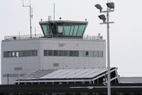 Ottawa Macdonald-Cartier International Airport (Macdonald-Cartier International Airport), Ottawa, Ontario Canada (YOW) - Ottawa's old control tower due to be demolished the first week in March, 2008 - by CdnAvSpotter