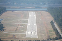Cape Fear Regional Jetport/howie Franklin Fld Airport (SUT) - Short final to Rwy 23 at SUT - by Kevin Williams
