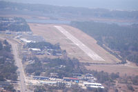 Cape Fear Regional Jetport/howie Franklin Fld Airport (SUT) - Base to final on Rwy 23 at SUT - by Kevin Williams