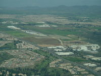 French Valley Airport (F70) - F70 Aerial View from Rwy18 Right Crosswind. - by COOL LAST SAMURAI