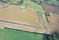 Cook Airfield Airport (K50) - After new pavment - by Martin Myrtle