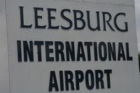 Leesburg International Airport (LEE) - Leesburgh is now an International airport - by Florida Metal