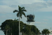 Page Field Airport (FMY) - Fort Myers tower - by Florida Metal