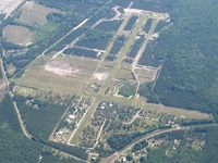 Flying Tiger Field Airport (FL54) - Overflying at 6000' - by Bob Simmermon