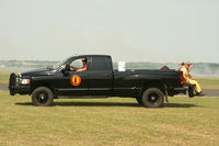 Draughon-miller Central Texas Regional Airport (TPL) - At Central Texas Airshow - Blastards truck - by Zane Adams