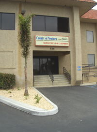 Camarillo Airport (CMA) - County of Ventura Department of Airports-Owns/Administers CMA & OXR - by Doug Robertson