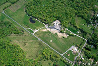Gardiner Airport (5NY5) - Aerial photo of Skydive The Ranch, Gardiner, NY. - by Dave G