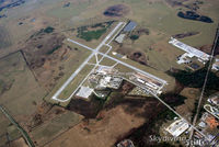Lake Wales Municipal Airport (X07) - Aerial photo of Lake Wales Muni - by Dave G