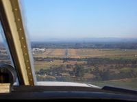 Charles M. Schulz - Sonoma County Airport (STS) - Final Rwy 14 - by Jason Thomas