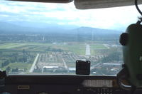 Pitt Meadows Airport (Pitt Meadows Regional Airport), Pitt Meadows, British Columbia Canada (CYPK) - On final for 36 - by William Kelly