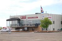 Boulder Municipal Airport (BDU) - Boulder Executive Terminal - by Bluedharma