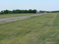 Crazy Horse Municipal Airport (97F) - Crazy Horse Municipal Airport, Davis, OK - Looking North (Runway 35 - by Zane Adams