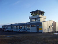 Húsavík Airport - The small airport in Husavik, Iceland - by Micha Lueck